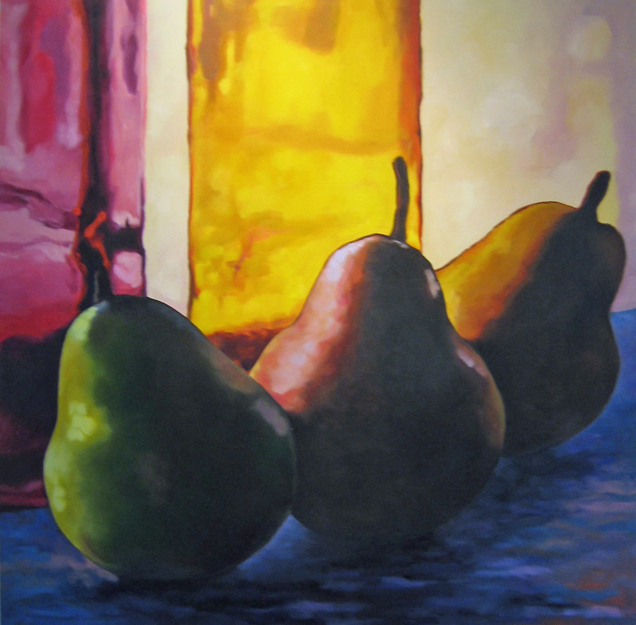 Pears and Mediation
