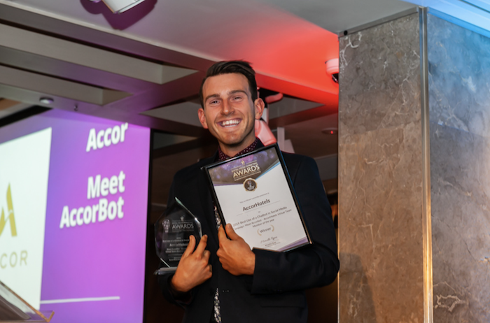 Accor - Meet AccorBot - Accor Hotels Virtual Team Member of the Year