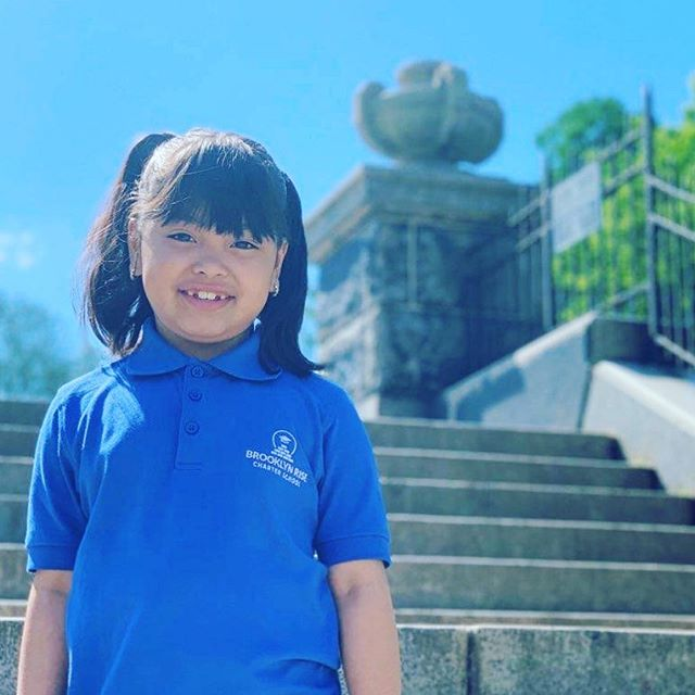 This future Brooklyn RISE Founding First Grader has us feeling all the #FantasticFriday feels 🤩 . . Stay tuned for a lot of exciting announcements about Brooklyn RISE coming your way soon! 🥳 . . #brooklynRISE #bkRISE #withconfidence #withvoice #withpurpose #togetherwerise #sunsetpark #community #foundingfamilies #fantasticfriday