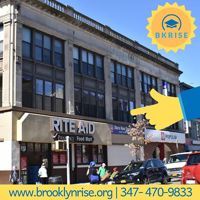 For #transformationtuesday we are beyond excited to officially announce our Brooklyn RISE home for the next two years 😁 . . You can find us at 475 53rd St, 2nd Floor, Brooklyn, NY 11220 🏫 . . Construction and renovations are already underway to make this space beautiful for our Founding Students and Families 😍 . . Huge thank you to Delvis Valdes, the Clarimar Kids Corp, John Haskopoulos from SHV Designs, and Rainer Schromm and his team at Partners for Architecture for making this perfect temporary home for our school possible. We can't wait for all the learning and joy that will happen here 🤓