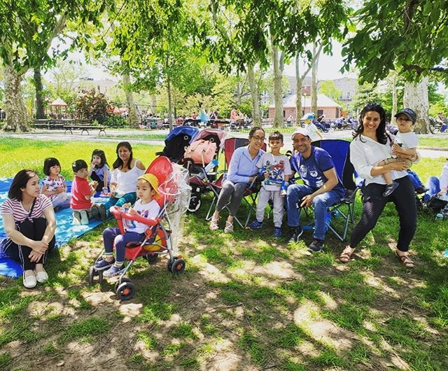We had an AMAZING time with our Founding Families today at our Brooklyn RISE Summer Picnic! . . It was wonderful to have our students, families, staff, and board members all gather in Sunset Park for food and fun 🧺 . . Thank you to everyone who came - we can't wait to see you at our next family event in July 🥳 . . #brooklynRISE #bkRISE #withconfidence #withvoice #withpurpose #togetherwerise #foundingfamilies #sunsetpark #community #picnic