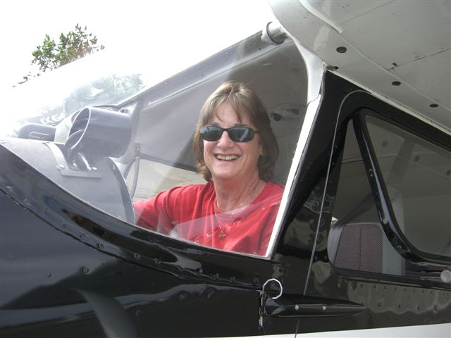 Nancy K. Jensen - was an active member and beloved friend of the Greater Seattle Ninety-Nines. Nancy departed the fix on February 12, 2014 after losing a year long battle with cancer. She had been a private pilot since 1976 and joined The Ninety-Nines in 1977, becoming a life member after serving as Greater Seattle Chapter Chairman and Northwest Section Governor. She loved to serve her Ninety-Nines and was a four time winner of her chapter's achievement award.