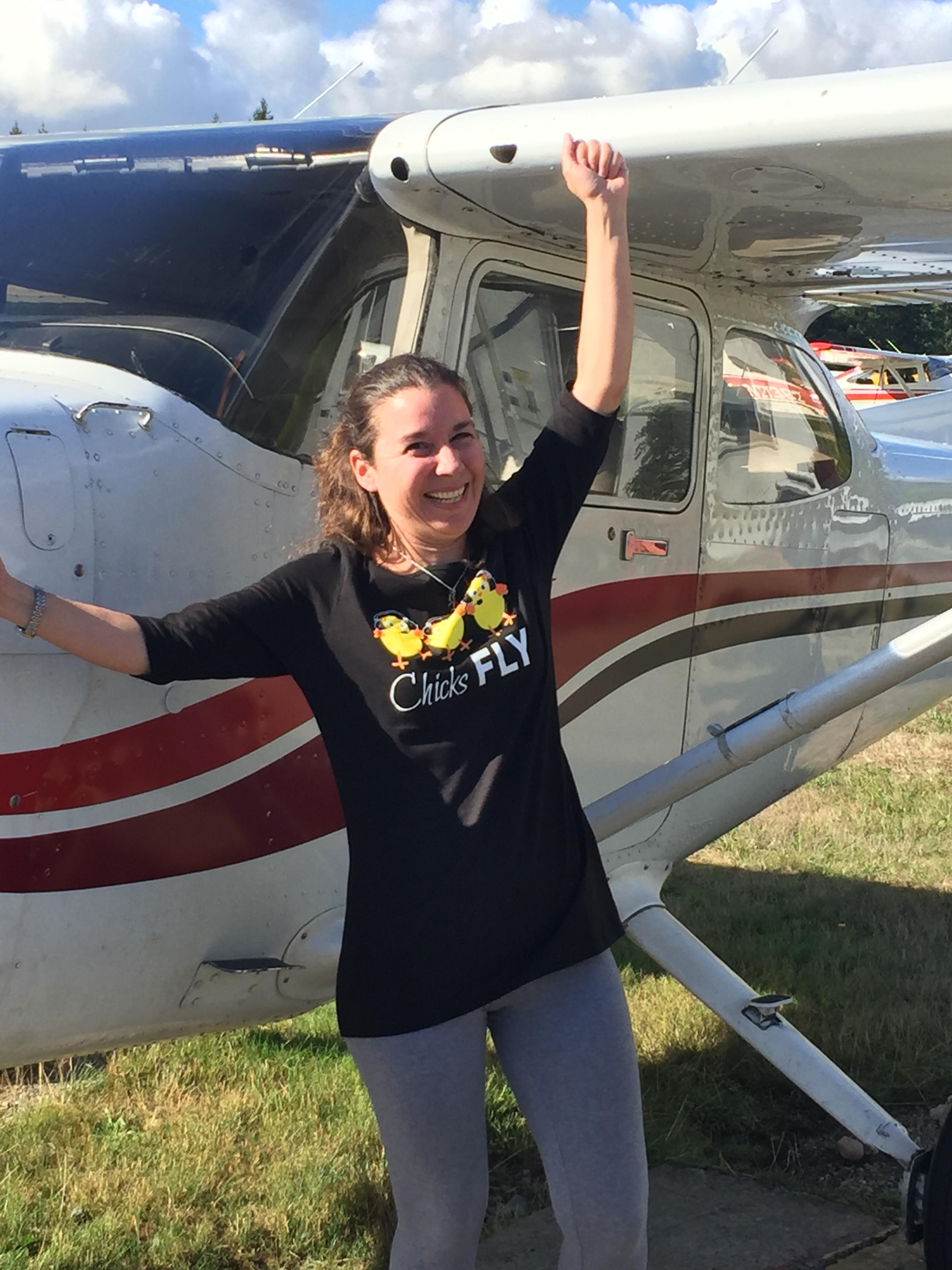 Julie Baker - Chicks Fly2.JPG