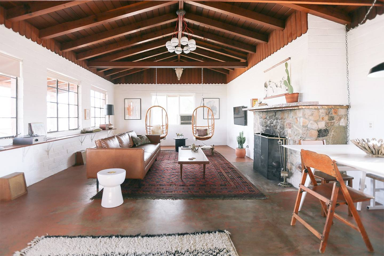 Joshua Tree House - source: Airbnb