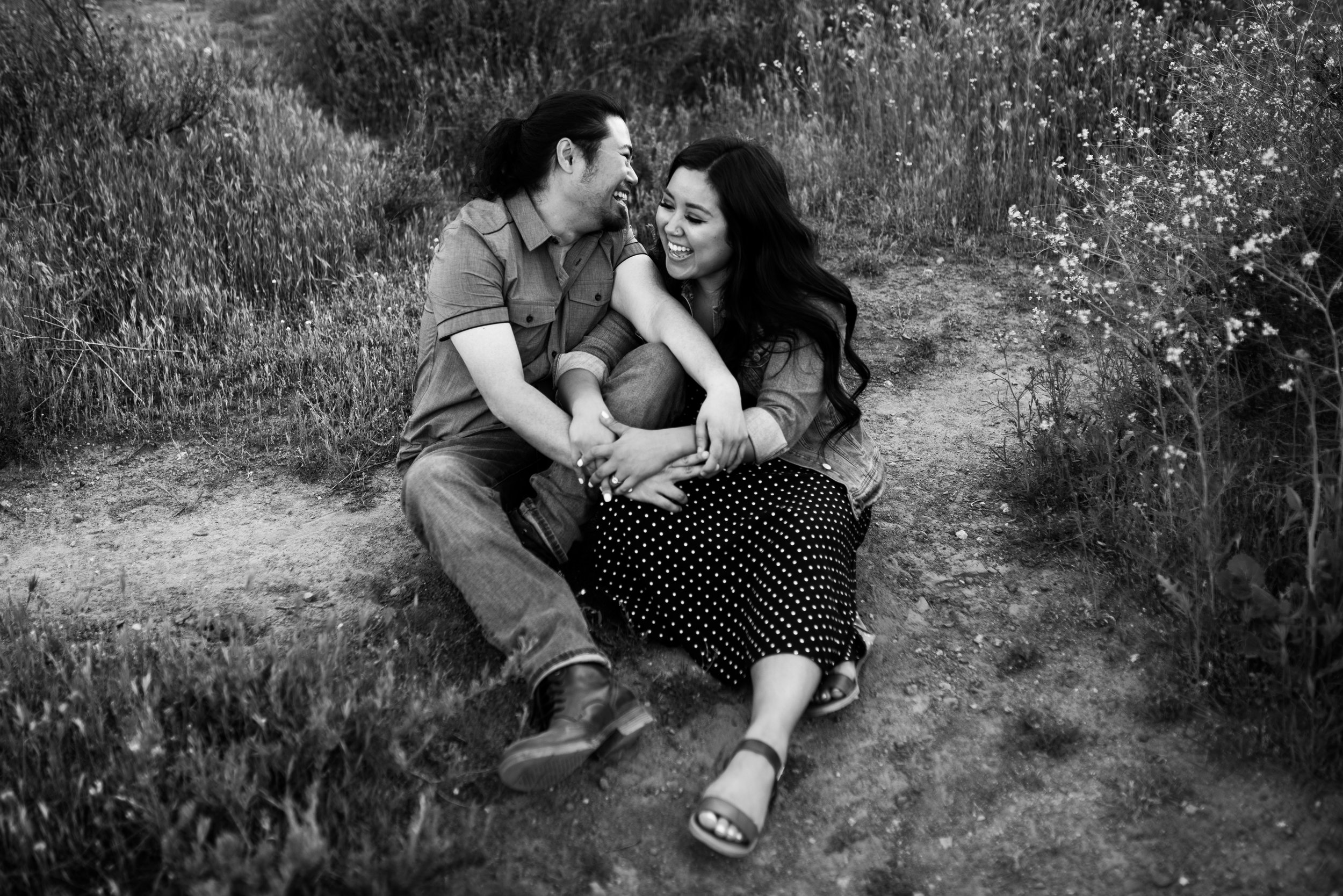 Vasquez Rocks Engagement Shoot, Santa Clarita Wedding Photographer