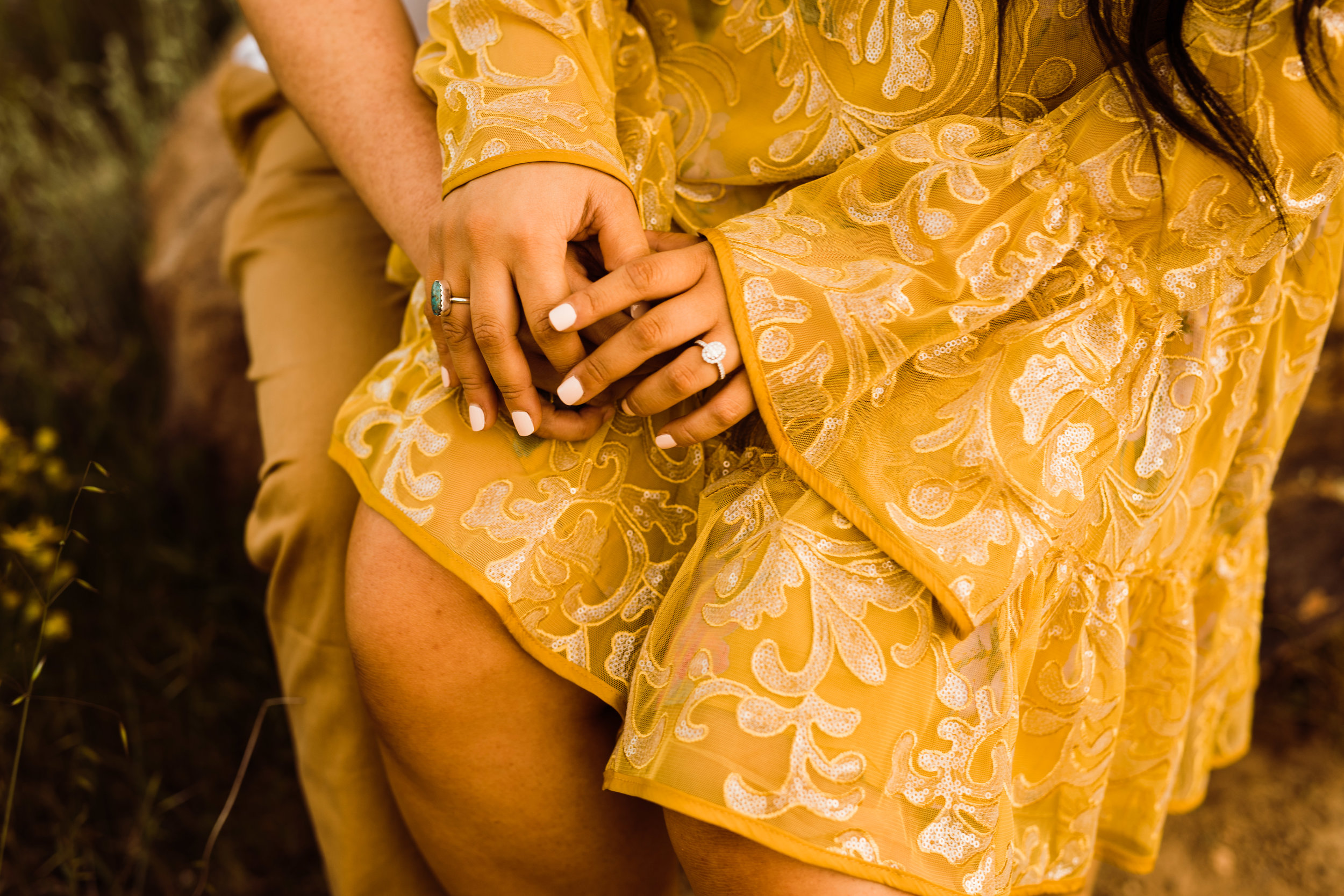 Vasquez Rocks Engagement Shoot | Southern California Wedding Photographer