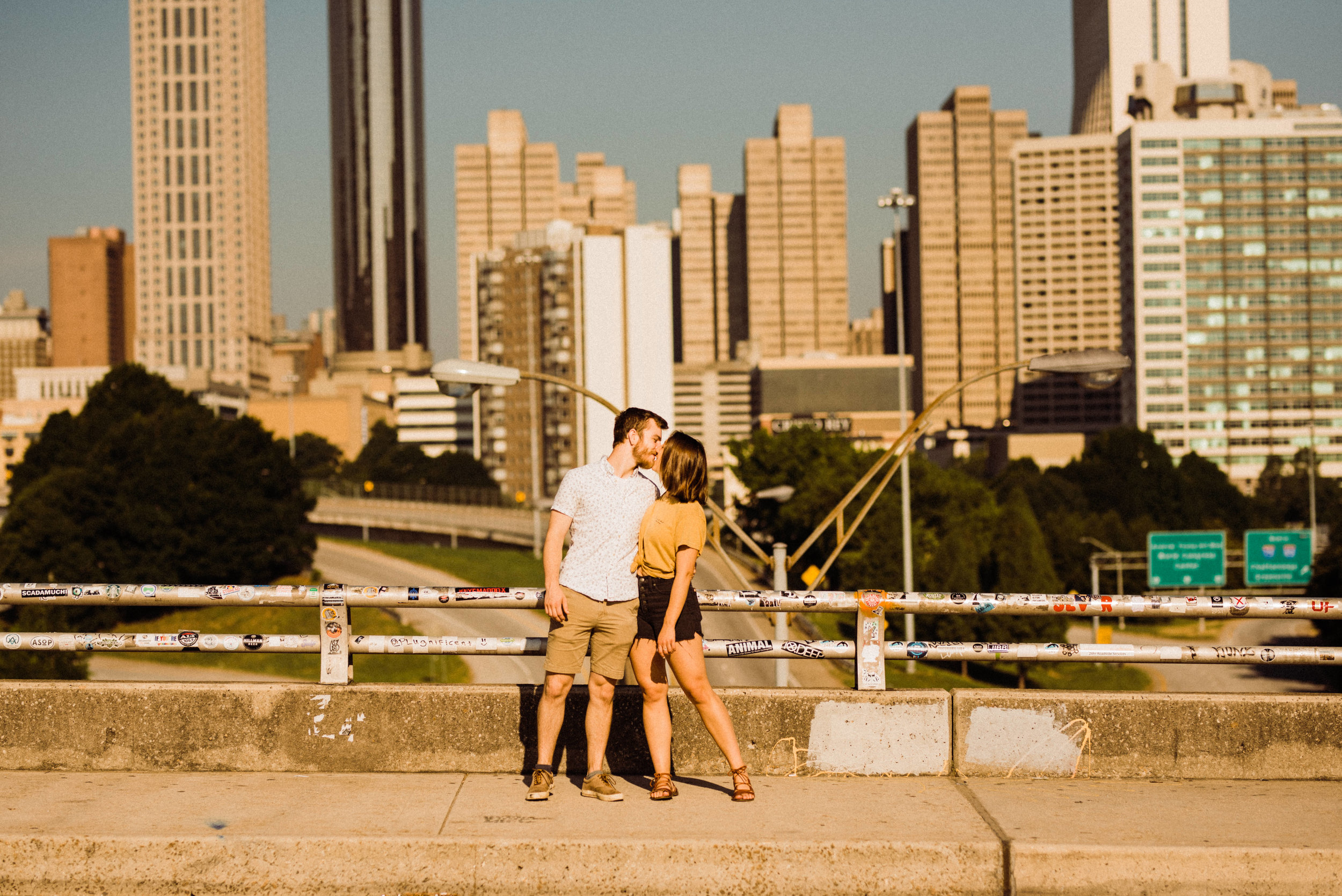 downtown Atlanta engagement photographer, Georgia wedding photographer