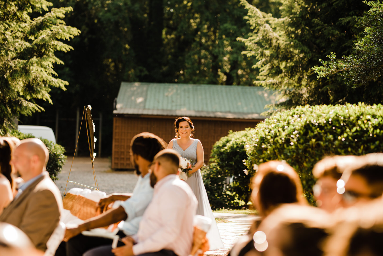 Maid of Honor at Roswell River Landing