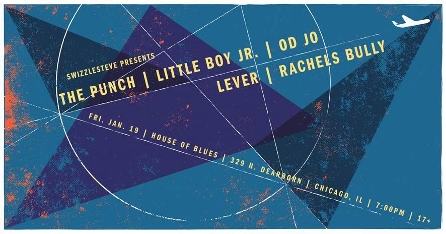 """Event Page: https://www.facebook.com/events/1915749451798427/ . Event: Little Boy Jr @ House of Blues.Date:Friday, January 19th @ 7:00pm. Tickets: $10. Fans can enter promo code """"boy"""" when purchasing online or reach out to us directly for a ticket and avoid ticket surcharges."""