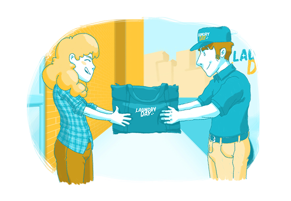 Best price laundry delivery service that serves the Logan Square Chicago neighborhood. Laundry delivery with best prices. Use promo code 4CD52 for $20 OFF.