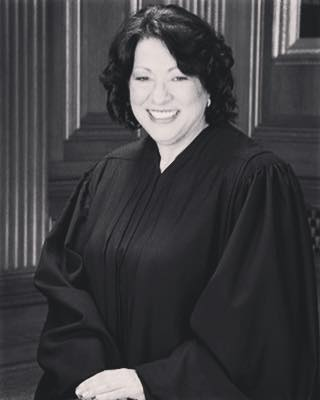 Sonia Sotomayor Born and raised in the Bronx, NY, Sotomayor went to Yale Law School and served on the U.S. Circuit Court and Court of Appeals in New York. Since 2009 she has been an Associate Justice of the U.S. Supreme Court, the first Puerto Rican and Latina to hold this position. #internationalwomensday