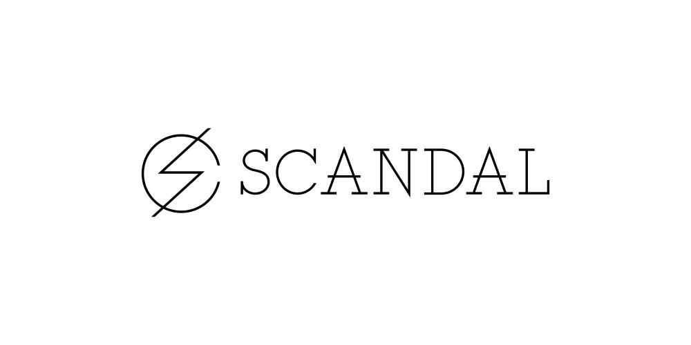 SCANDAL Official Web