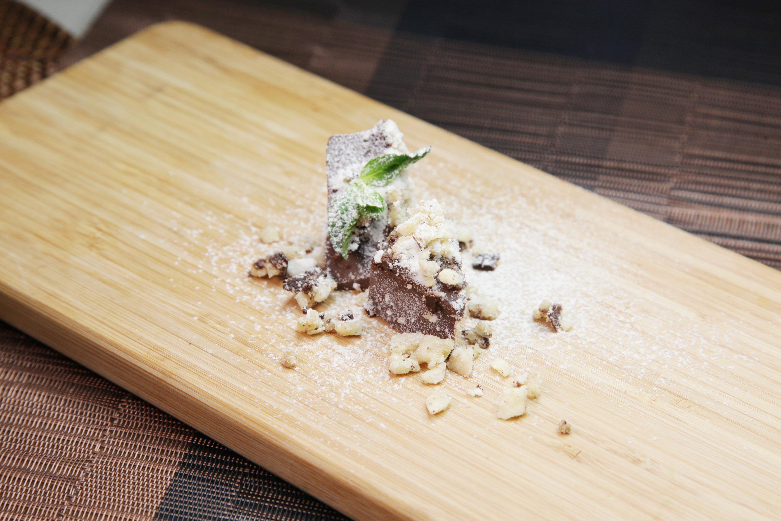BANANA BROWNIE - 84 KCAL PER SERVINGBanana, Flour, Chocolate Chips, Egg, Milk, Butter, Cocoa Powder, Vanilla Extract, Salt$18