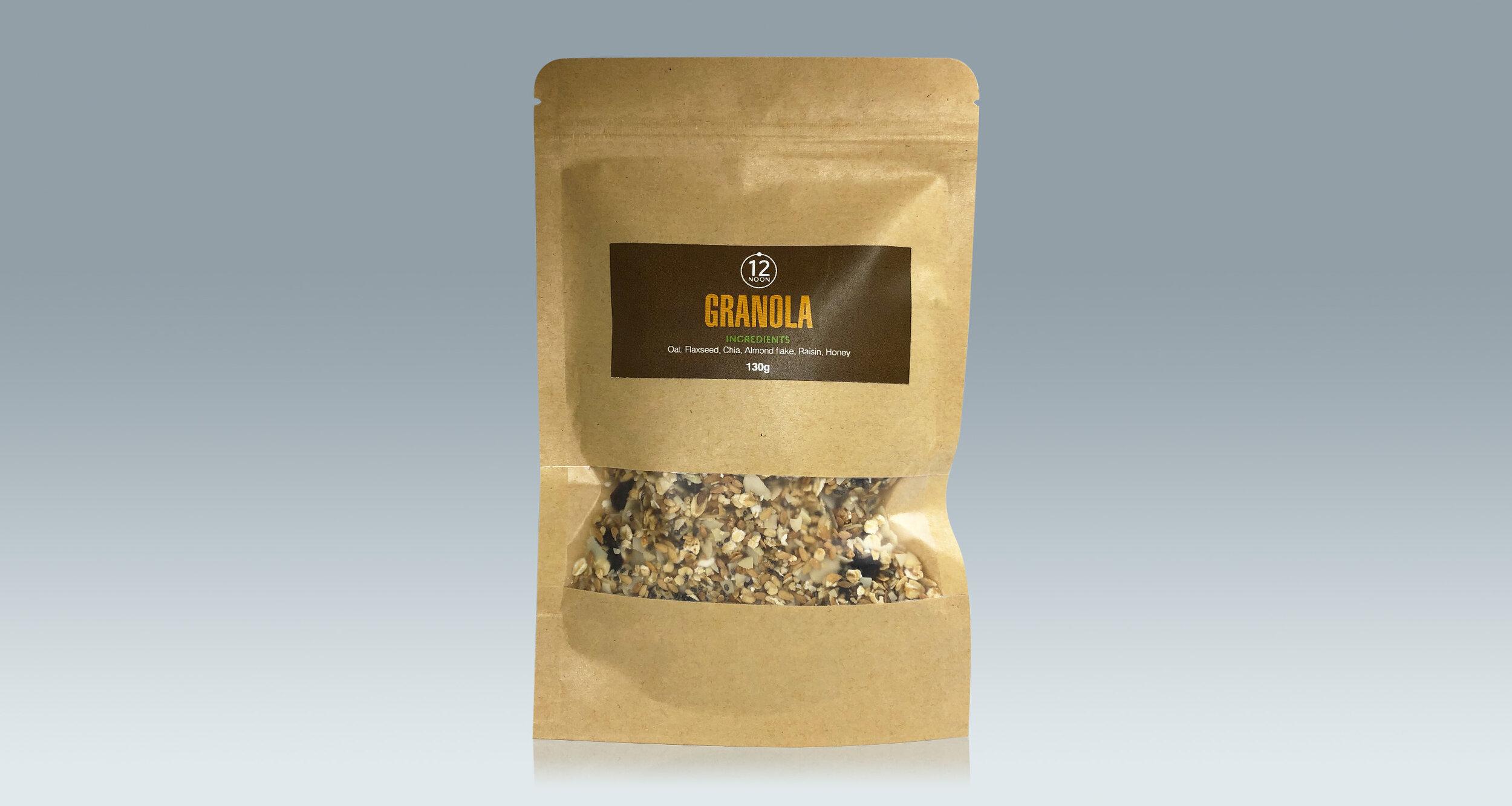 GRANOLA - $25
