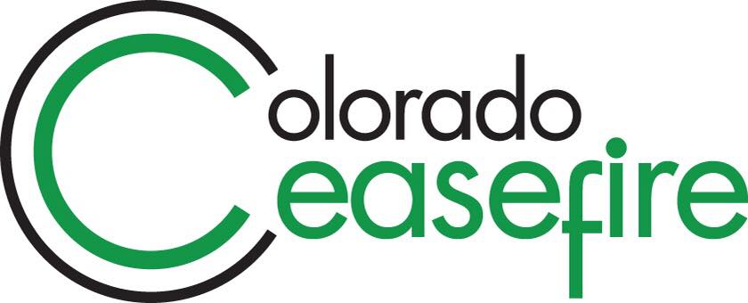 Colorado Ceasefire is an all-volunteer organization dedicated to promoting leaders who will advocate for gun violence prevention.