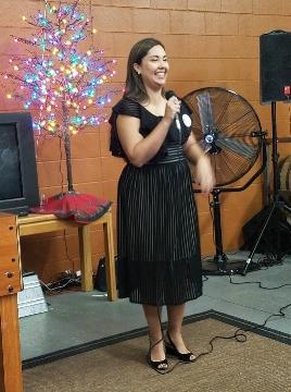 Yadira Speaking