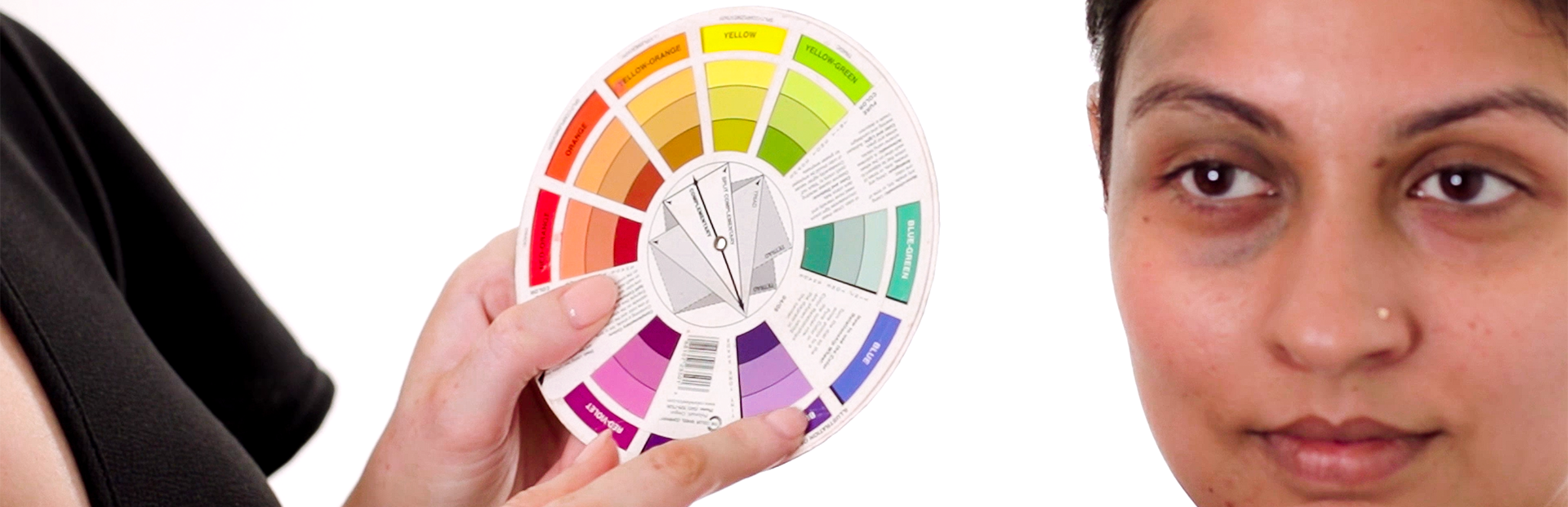 Colour Theory In Makeup -