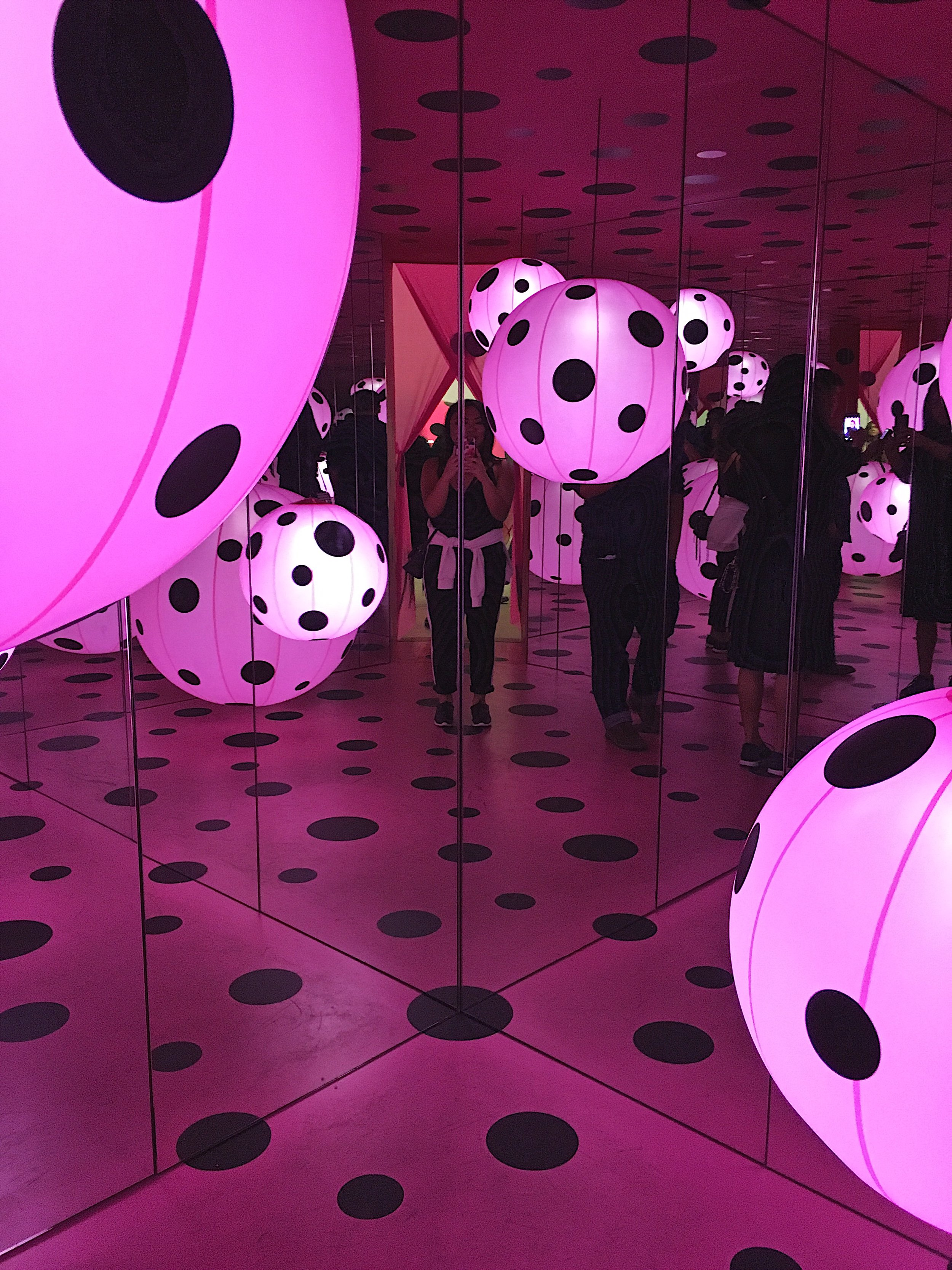 Dots Obsession--Love Transformed Into Dots (2007)
