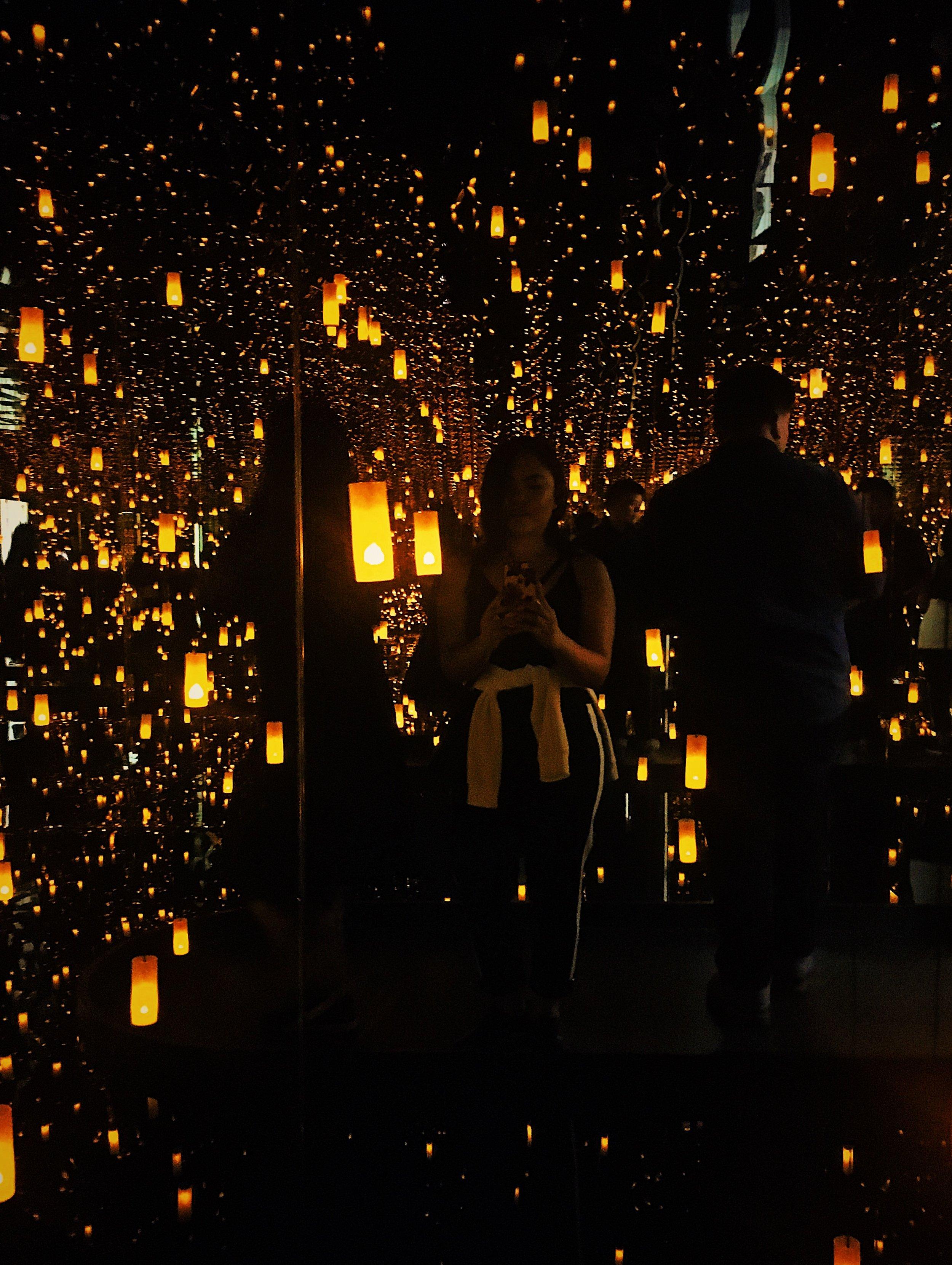 """Yayoi Kusama """"Aftermath of Obliteration of Eternity"""" (2009)"""