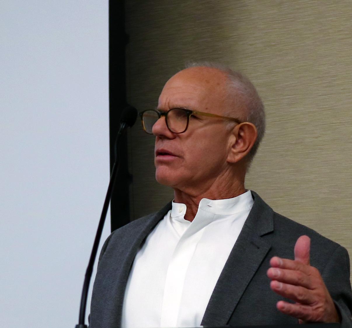 Wayne Sandler, PCFA Treasurer