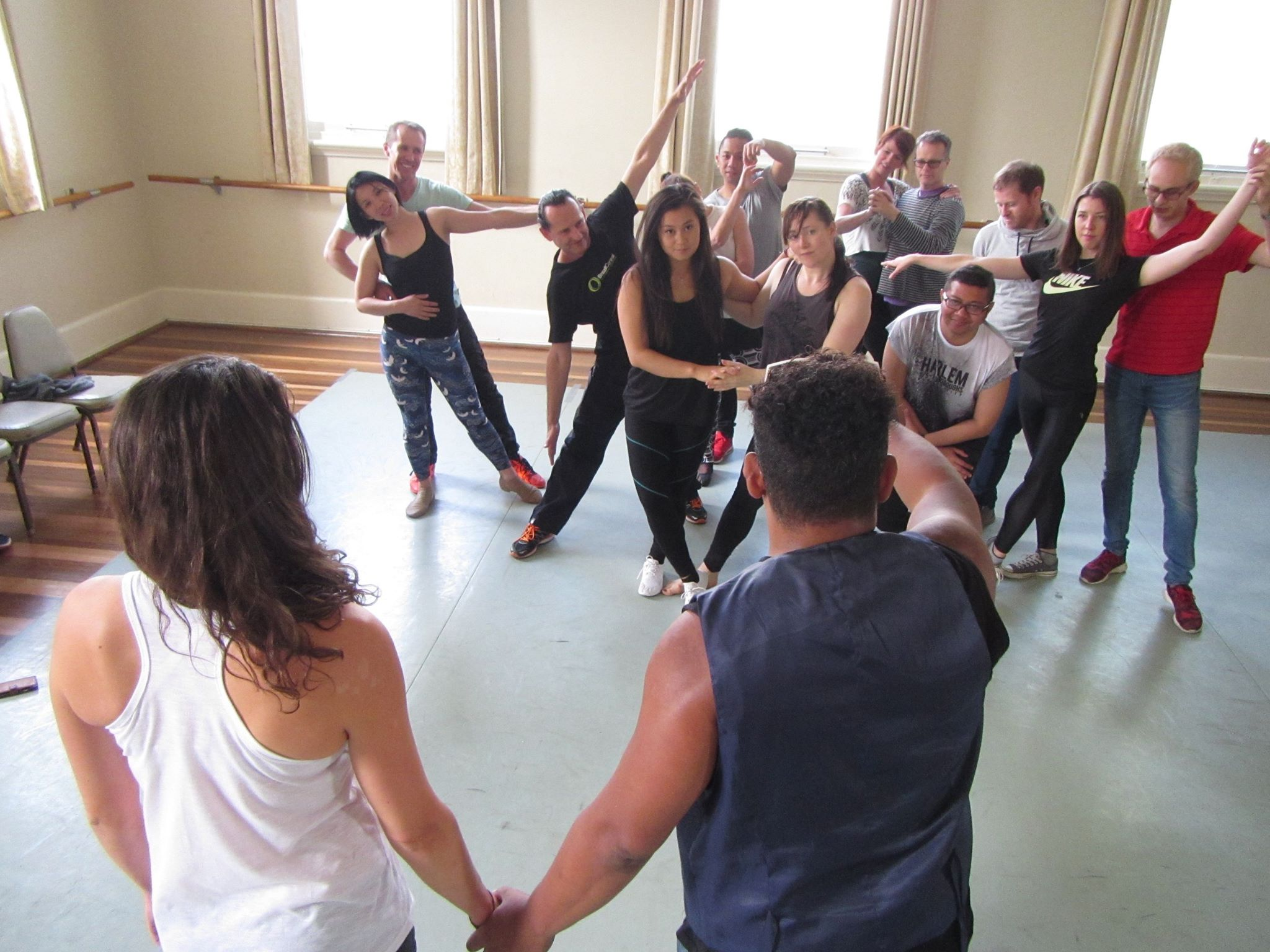 Guest Workshop: Adilio Porto (From Brazil) Teaching In Melbourne