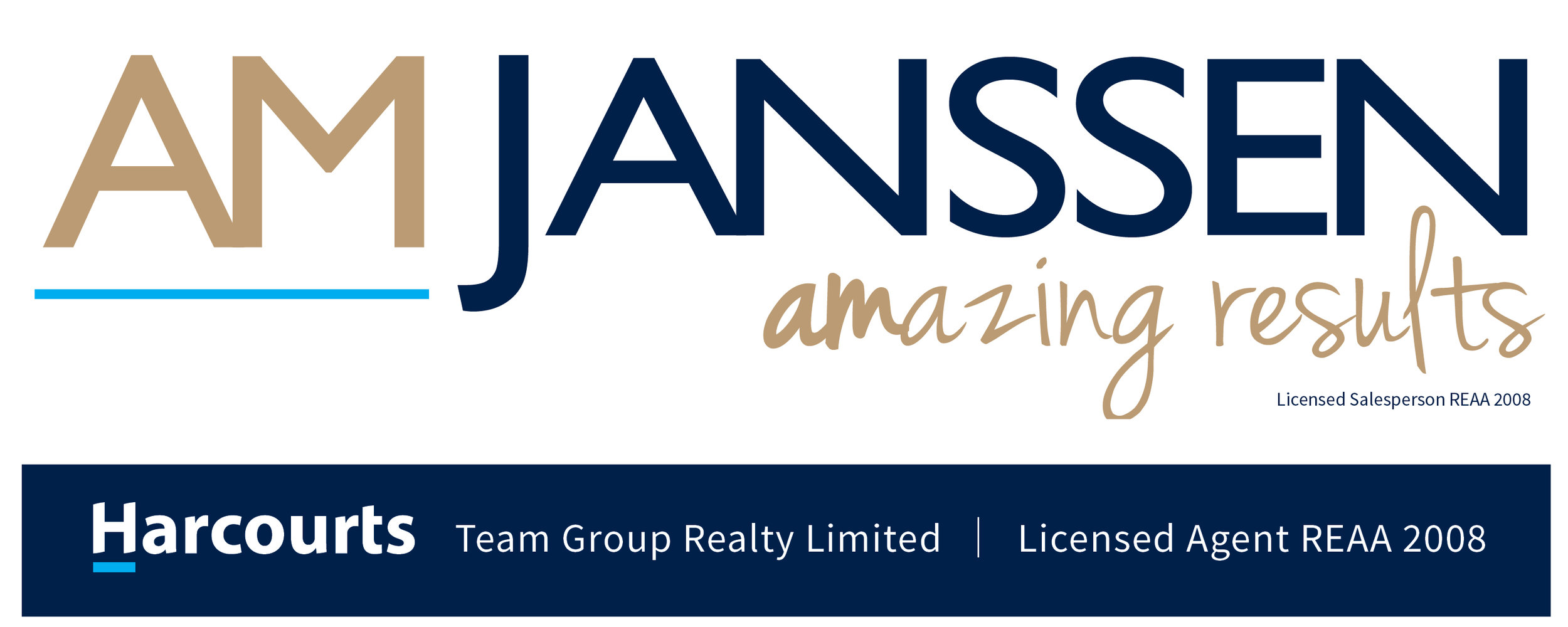 Platinum Sponsor.AM is helping out as a platinum sponsor, with signage, a spot prize, and volunteering on the day! - Contact her on 021 461 131 or 233 2809annemariejanssen.harcourts.co.nzFor amazing results!