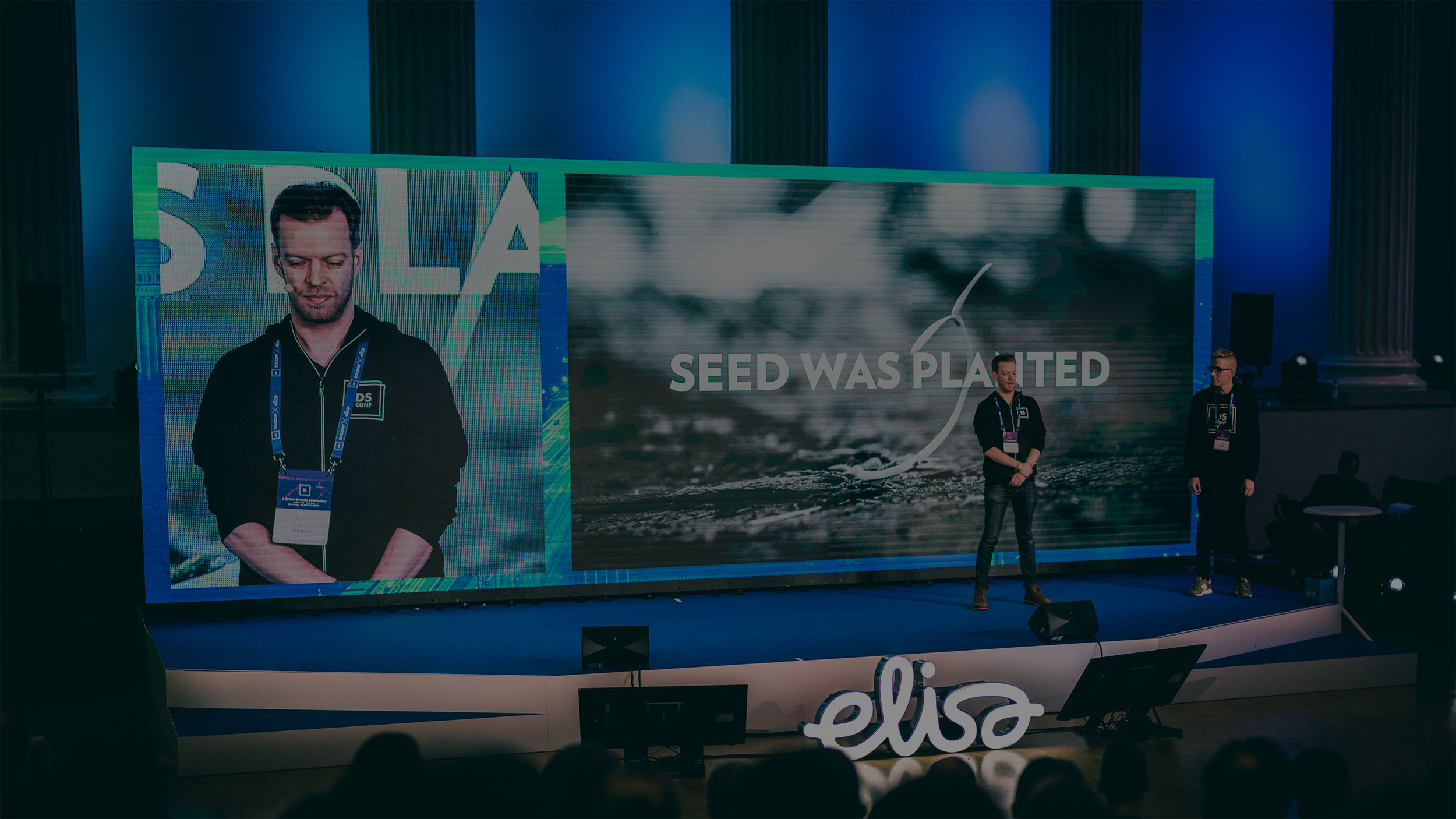 Elisa Design System Co-created with Intergalactico - We had the pleasure to be a part of the Design Systems Conference in Helsinki on 14th March 2018, and we're happy to share our thoughts on it!