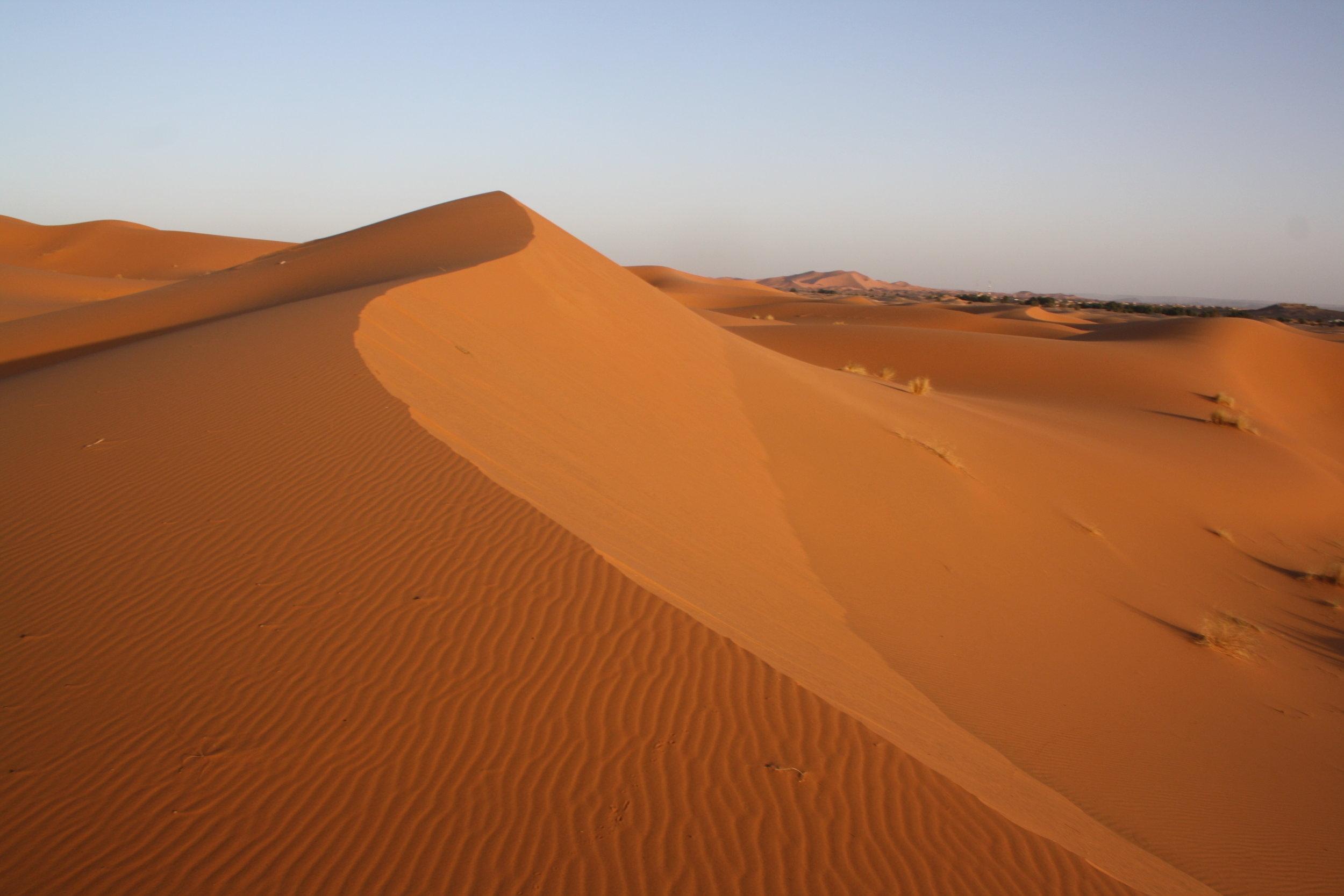Morocco - Taking on Toubkal and the Sahara