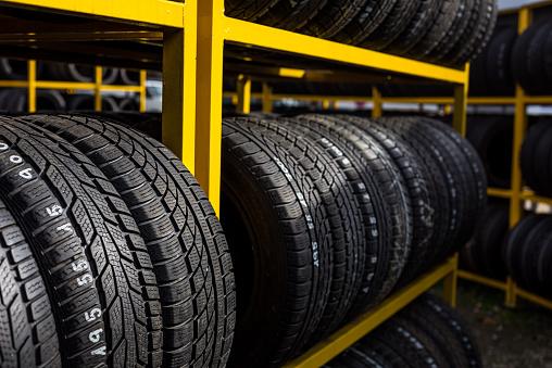 Gardiennage - Chez Quoidbach pneu nous nous occupons du gardiennage de vos pneus été ou hiver.