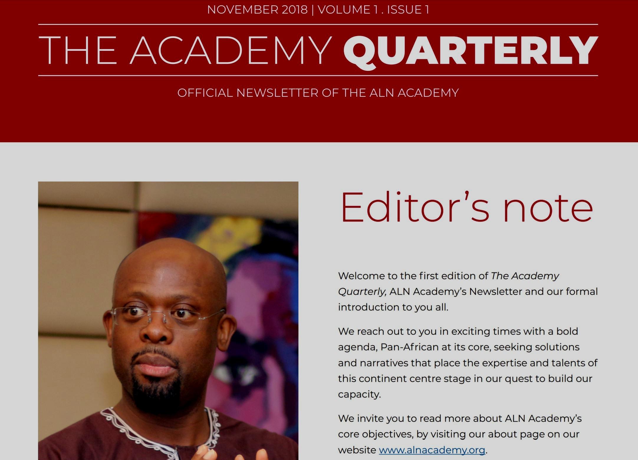 Newsletter -