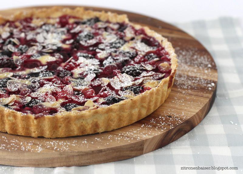 Rezept Beerentarte Leila Lindholm Zitronenbaiser Foodblog