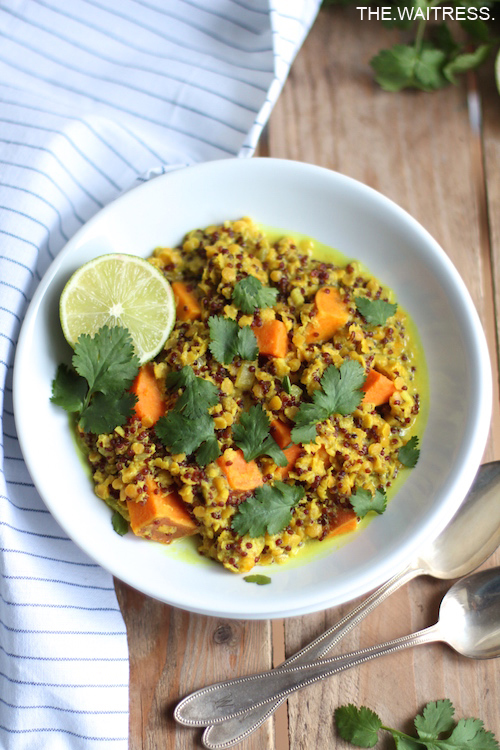 Rezept für veganes One-Pot-Quinoa / THE.WAITRESS. Foodblog
