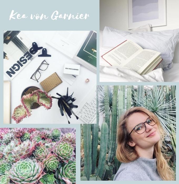 Kea von Garnier im Interview / THE.WAITRESS. Blog