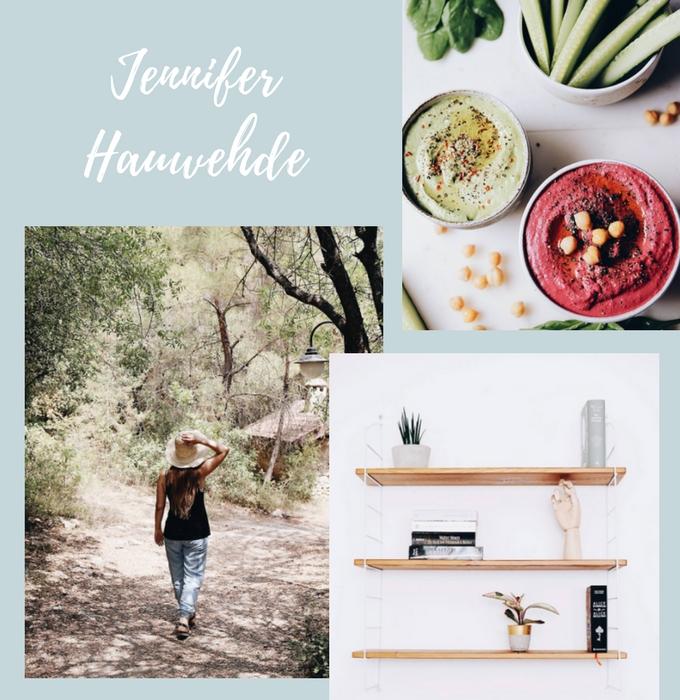 Interview Jennifer Hauwehde von Mehr als Grünzeug / THE.WAITRESS. Blog