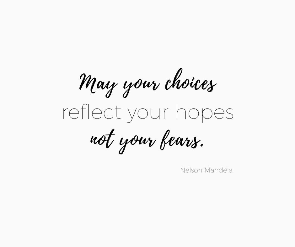 Du hast die Wahl / THE.WAITRESS. Blog