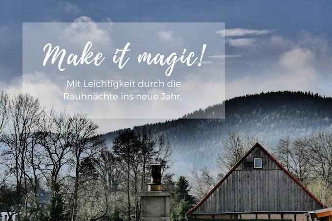 Make it magic! Mein E-Mailkurs für Dich / THE.WAITRESS.