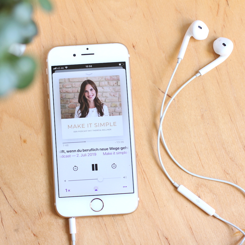 Make it simple Podcast von Theresa Kellner