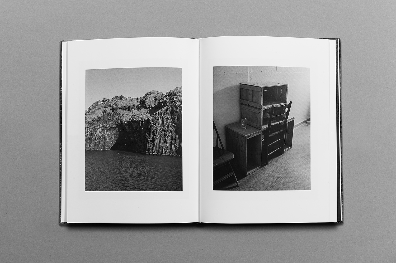 36 black & white plates Hardcover