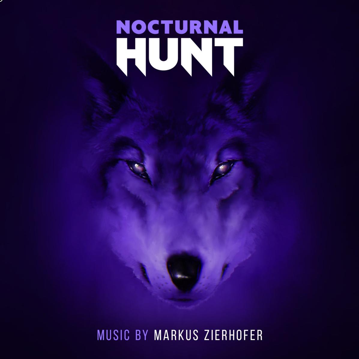 Soundtrack of Nocturnal Hunt - Nominated for  best game soundtrack 2018