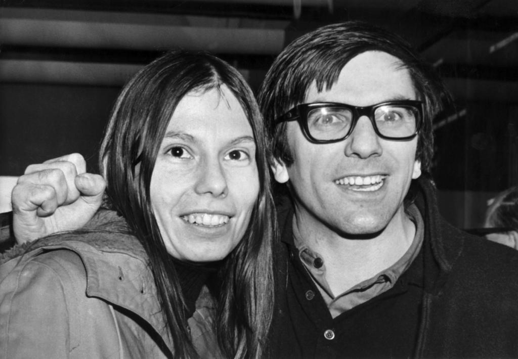 Die Witwe des Studenten-führers Rudi Dutschke erzählt, was von 1968 bleibt - Foto: picture-alliance dpa/UPI