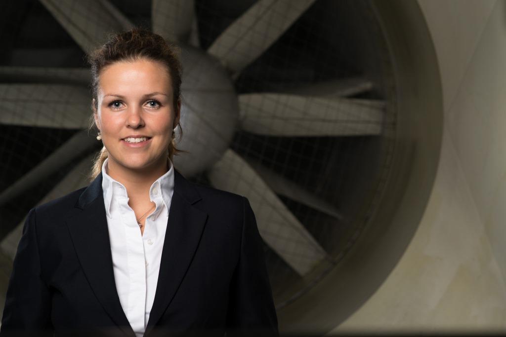 Katharina Kreitz  hat sich mit ihrer Idee einer smarten Sonde selbstständig gemacht.