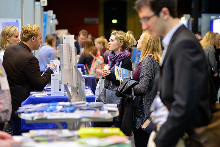 DIE Absolventen-messe rund um dein Masterstudium! - Foto: master-and-more.de