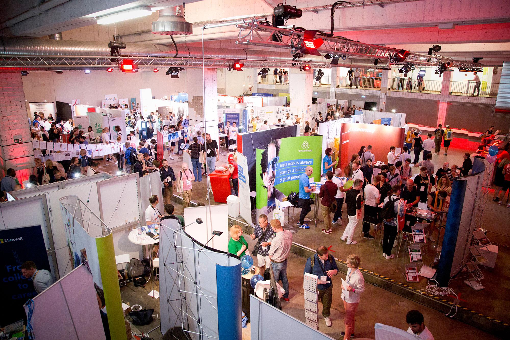 Europas größte Job- & Karrieremesse wird 10! - Foto: Gabriele di Stefano