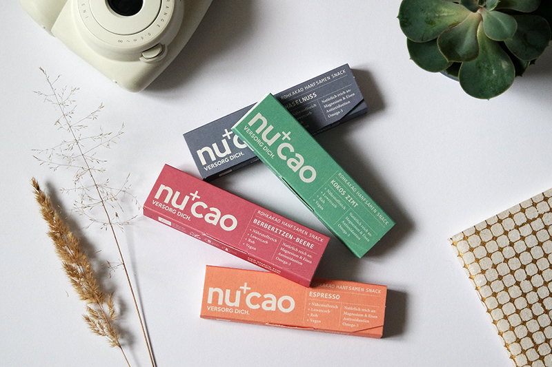 Mit nucao-Schokoriegeln und nupro-Proteinshakes durch die Lernphase - Foto: the nu company