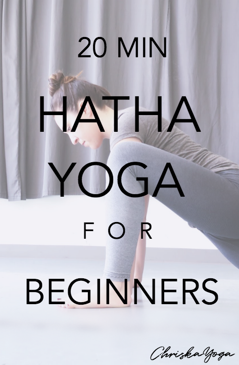 Hatha Yoga Beginners - 20 Minute Gentle Beginners Yoga Class