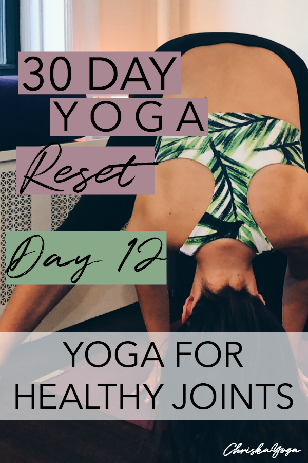 20 minute hatha yoga for joint mobility - yoga for healthy joints