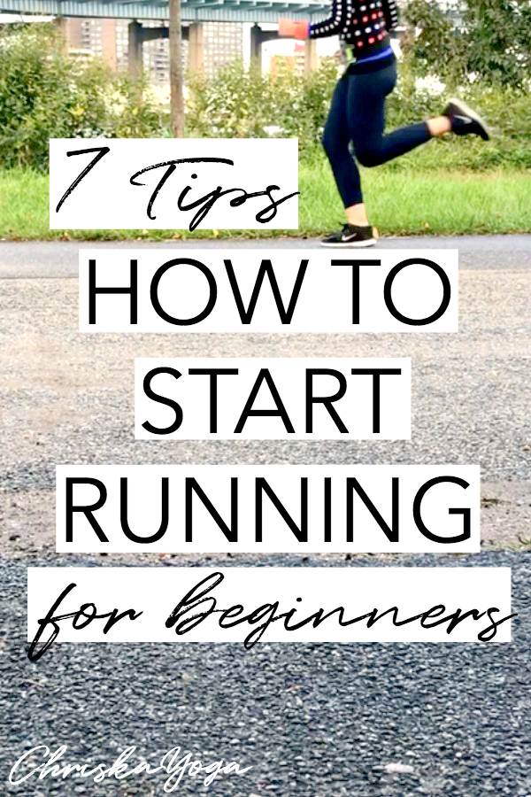 How to Start Running for beginners - tips and advice to start running - couch to 5k