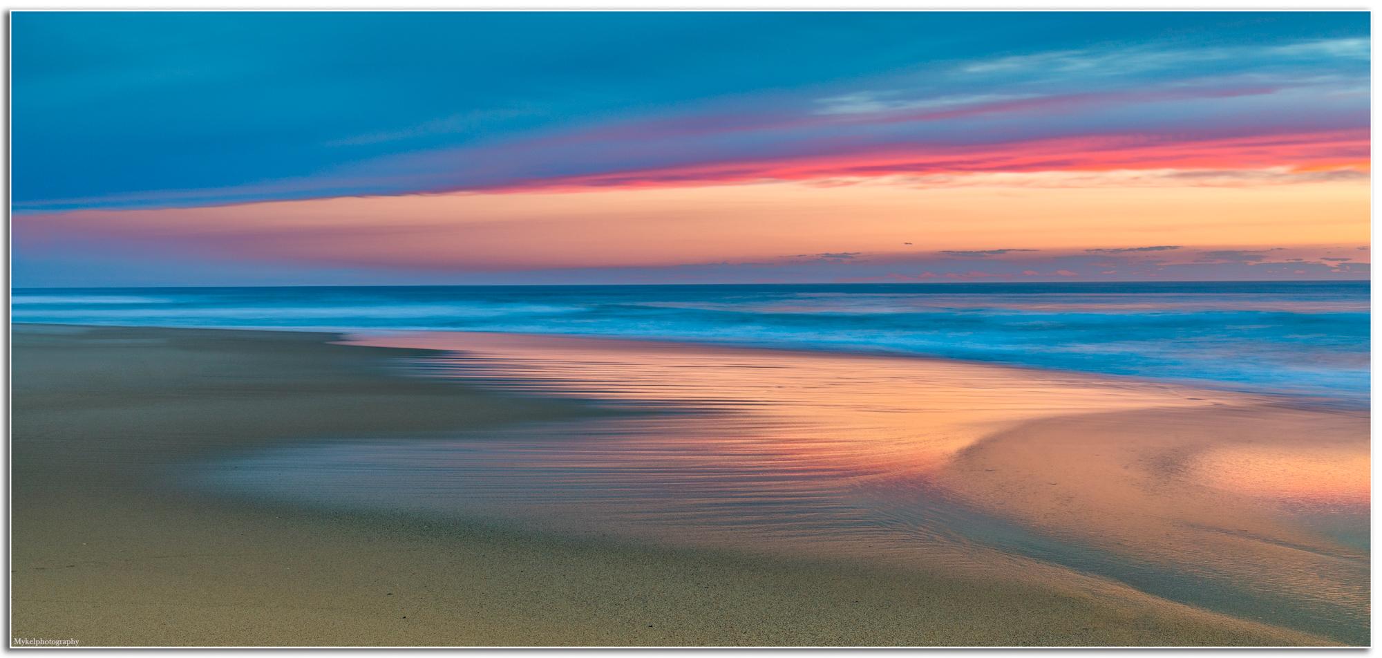 Stunning Pastel sunsets