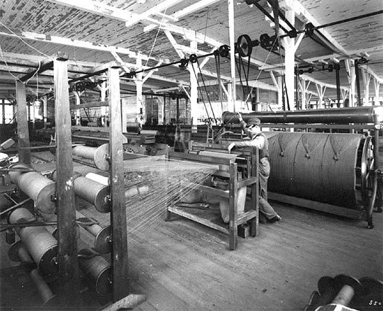 Textile Mill 1920's