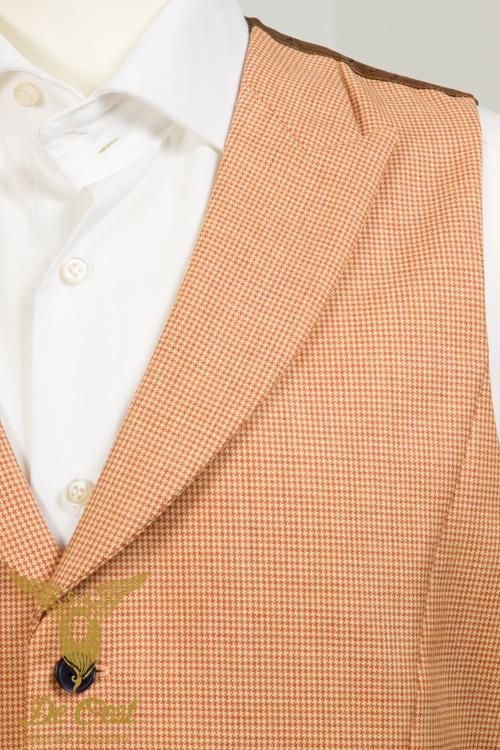 Bespoke+Tailored+Waistcoat+Peach+Contrast+Puppy+Tooth++-+Amsterdam+Vest+Gilet+Op+Maat+Gemaakt.jpg